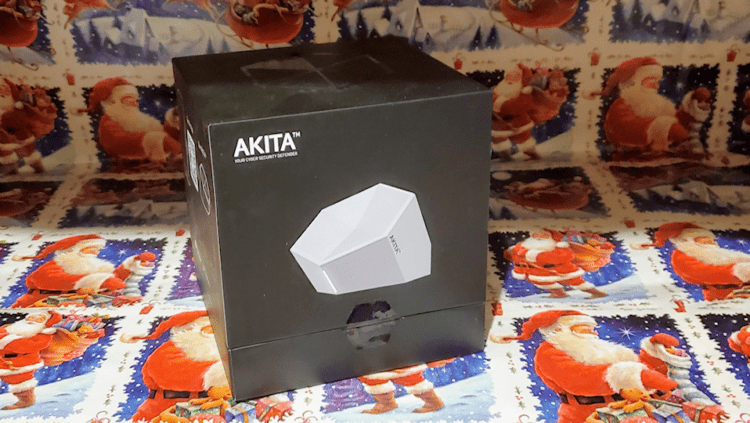 Akita watchdog: Protects network, privacy & smart devices