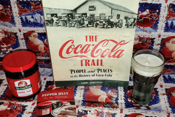 The Coca Cola Trail Book Christmas Gift Set
