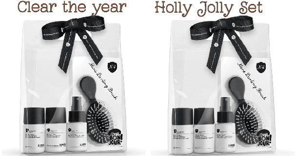 Number 4 Hair Care Gift Sets