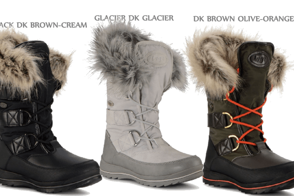 Lugz Tundra Cozy and Comfy Boots for Winter!