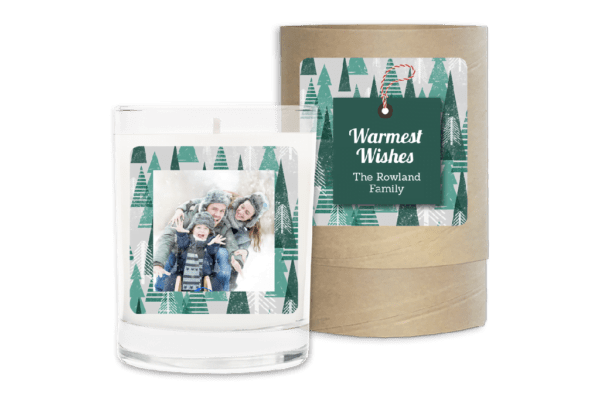 Personalized Candles Brighten the Occasion