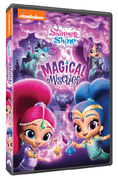 Shimmer and Shine Magical MischiefDVD